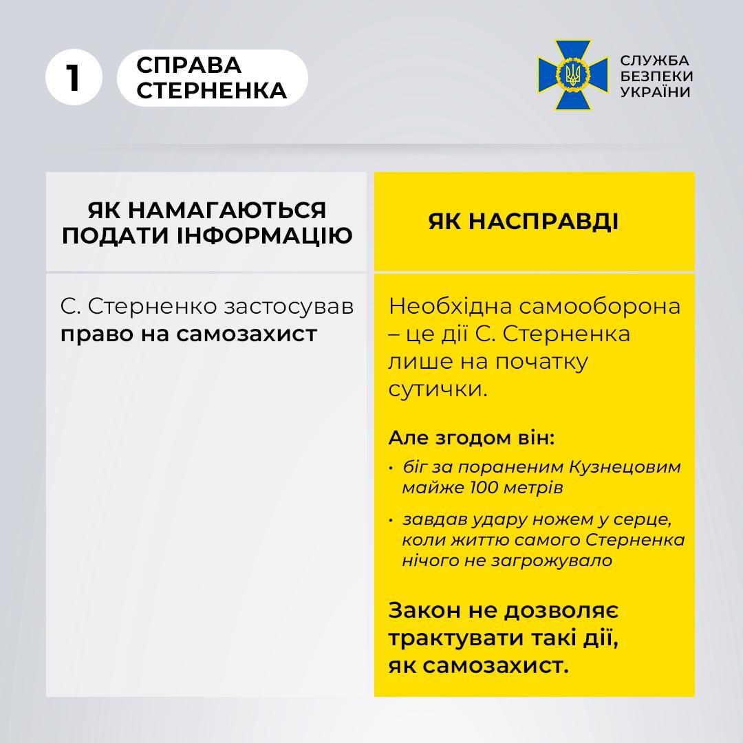 Стерненко предъявили подозрение по двум статьям
