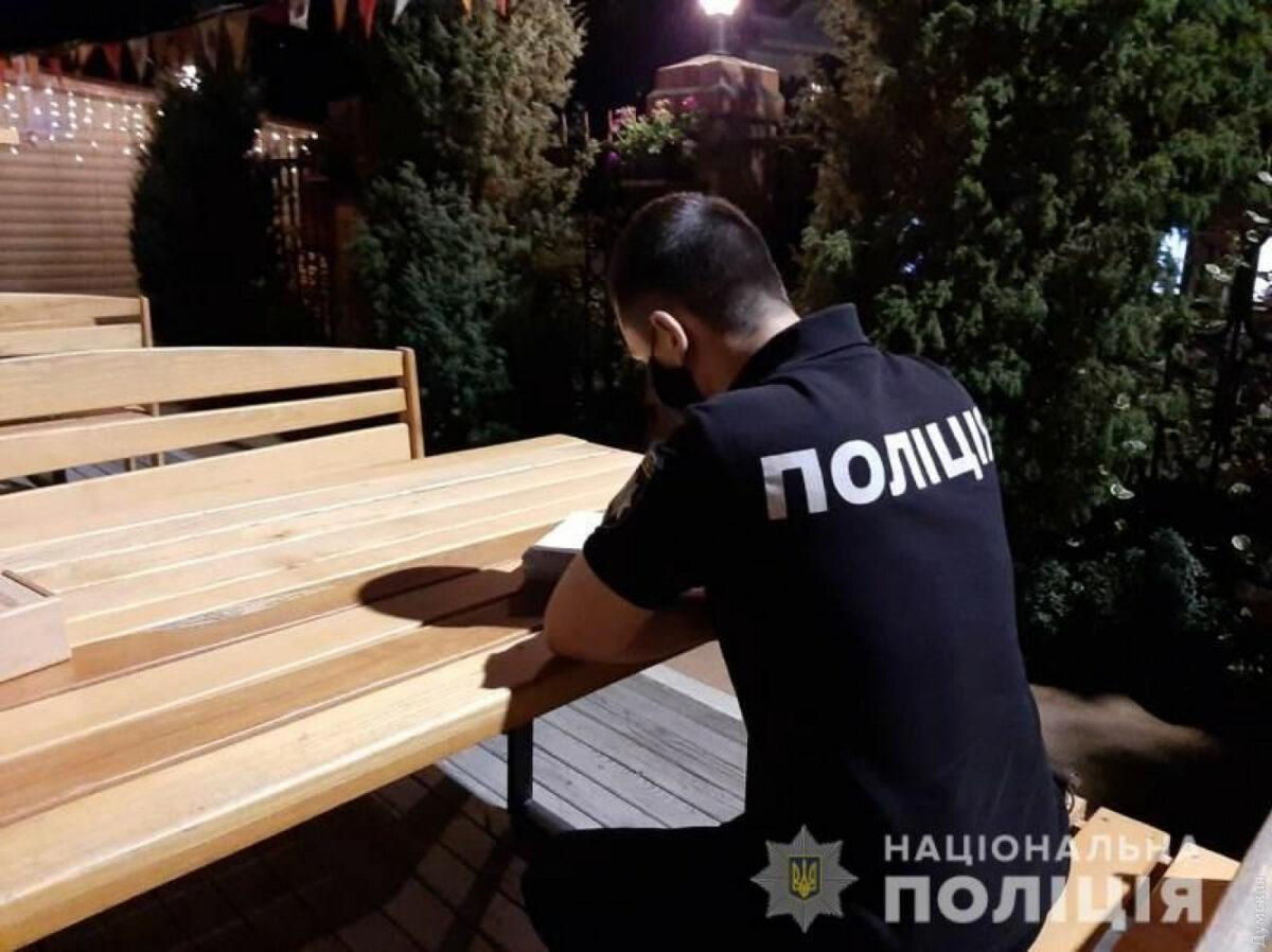 В одесском ресторане СБУшники при задержании подстрелили двух преступников