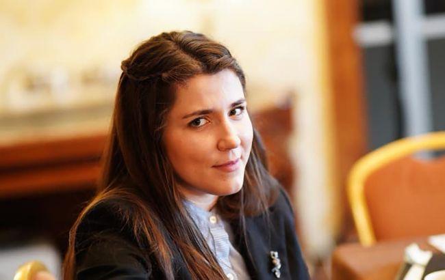 Первая женщина во главе области. Зеленский представил новую руководительницу Черниговской ОГА