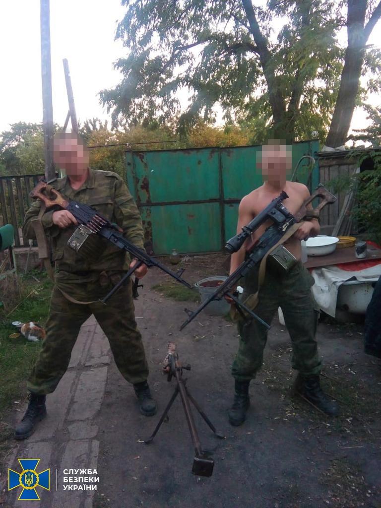 На Луганщине задержали боевика, который воевал против Украины с 2015 года