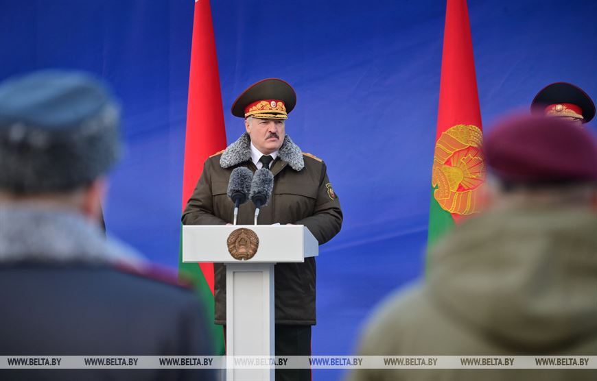 Армия Беларуси получила разнорядку на подавление протестов