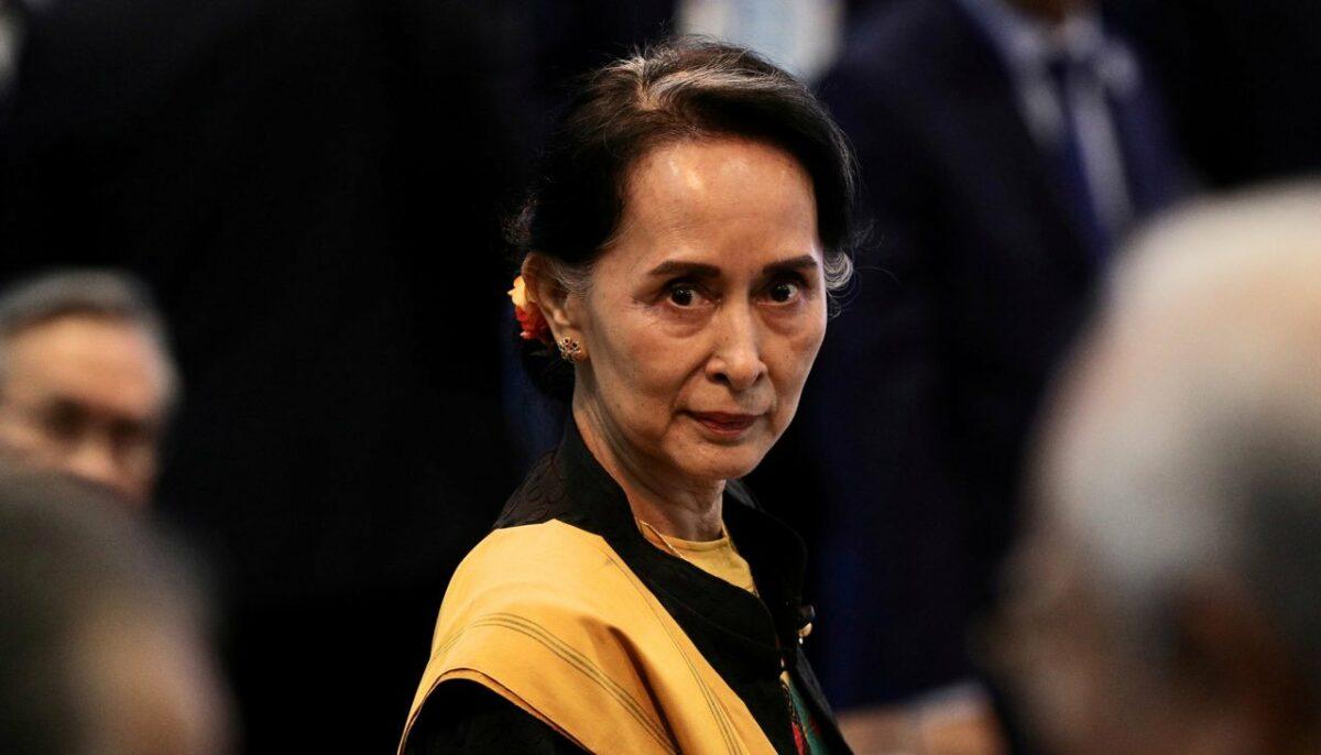 Власть вМьянме перешла вруки главнокомандующего вооруженными силами