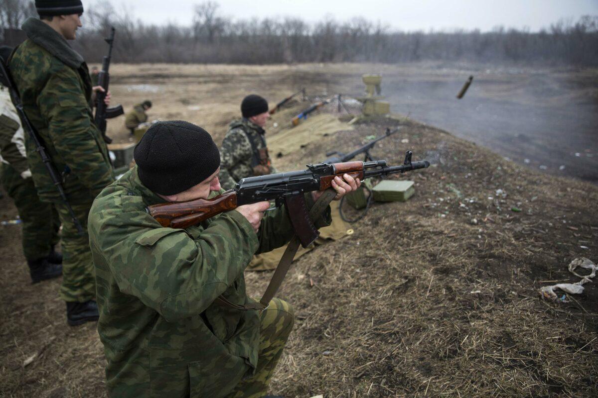 Кравчук объявил  ободностороннем выходе «ДНР» изрежима перемирия