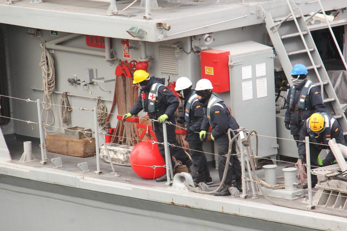 Москва грозит начать бомбежку Киева и уничтожить резиденцию президента Украины: В одесский порт зашли корабли группы НАТО 3
