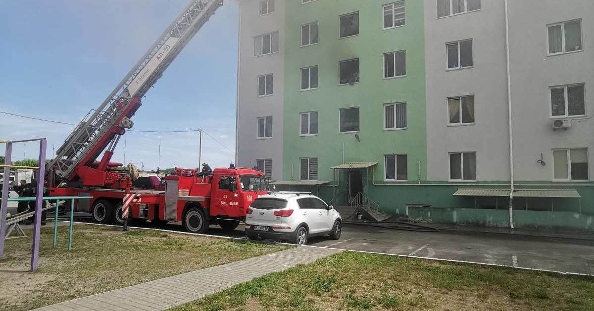 СМИ: Взрыв дома в Киевской области мог произойти от гранаты