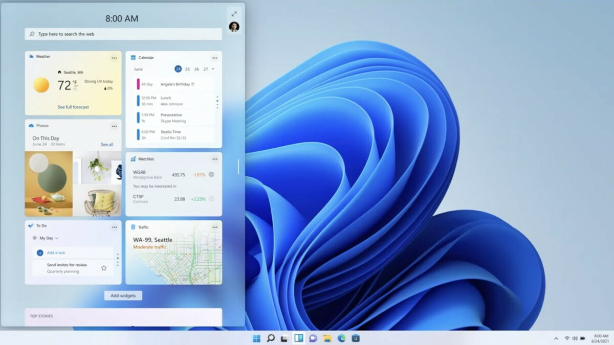 Microsoft презентовала Windows 11 с упрощенным интерфейсом 1