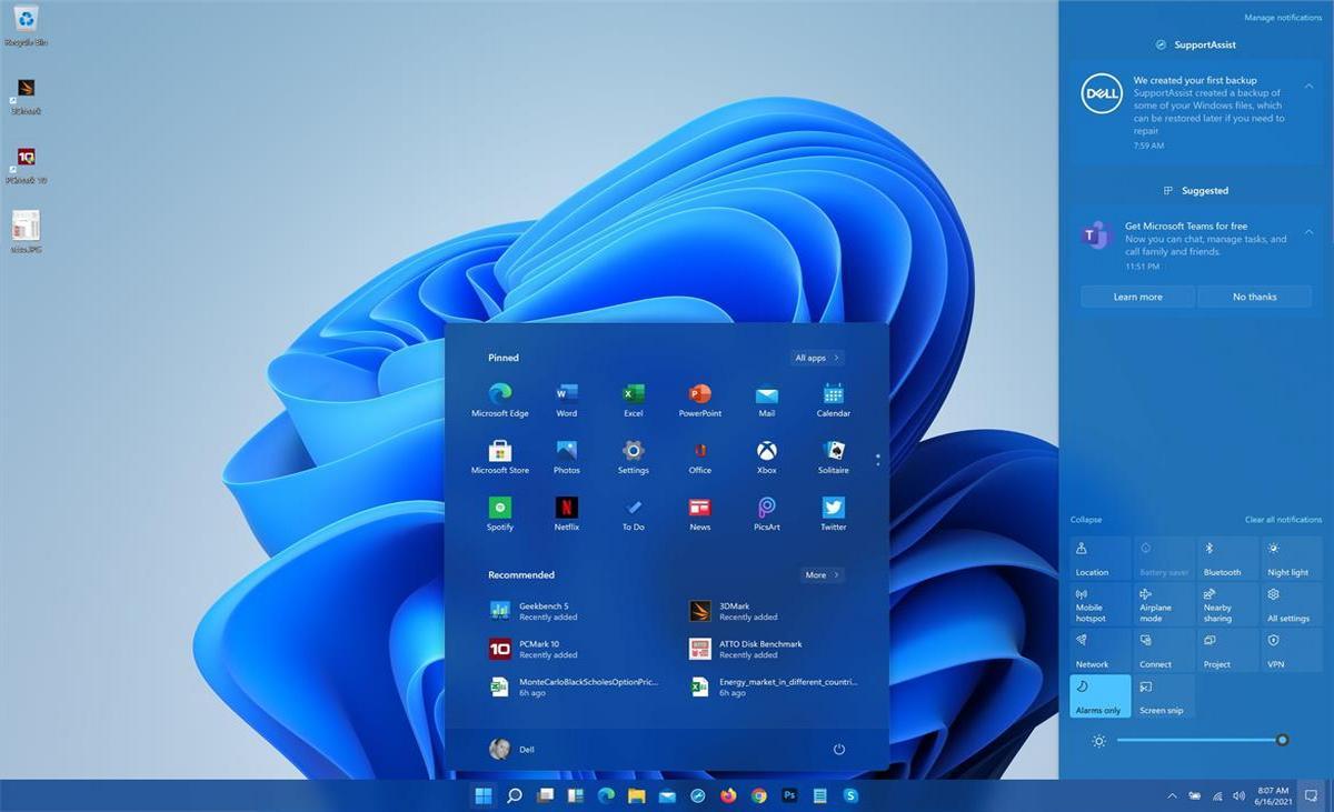 Microsoft презентовала Windows 11 с упрощенным интерфейсом 3