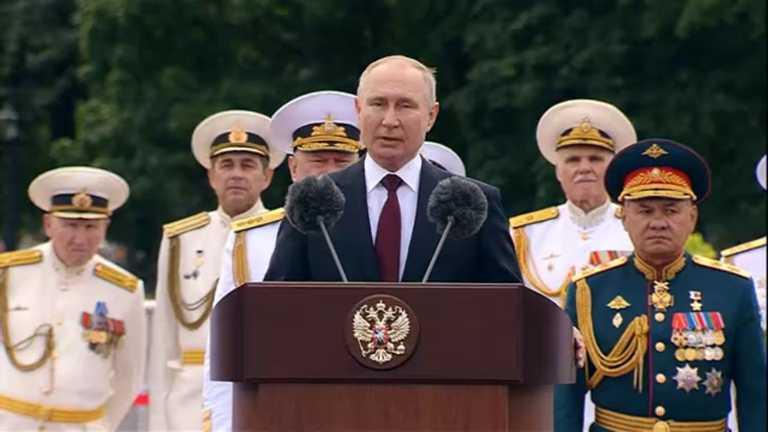 Путин заявил, что Россия может «уничтожить любого противника»