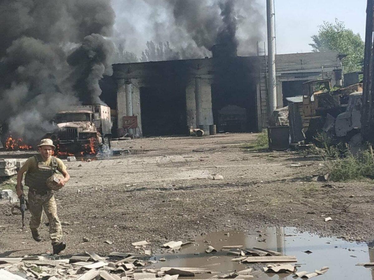 Бутусов: Оккупанты обстреляли Авдеевку из артиллерии впервые с 2017 года. ВСУ запретили отвечать. ВИДЕО 2