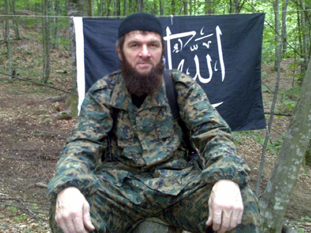 Фото: khilafa.org. Доку Умаров погиб 14 марта 2014 года
