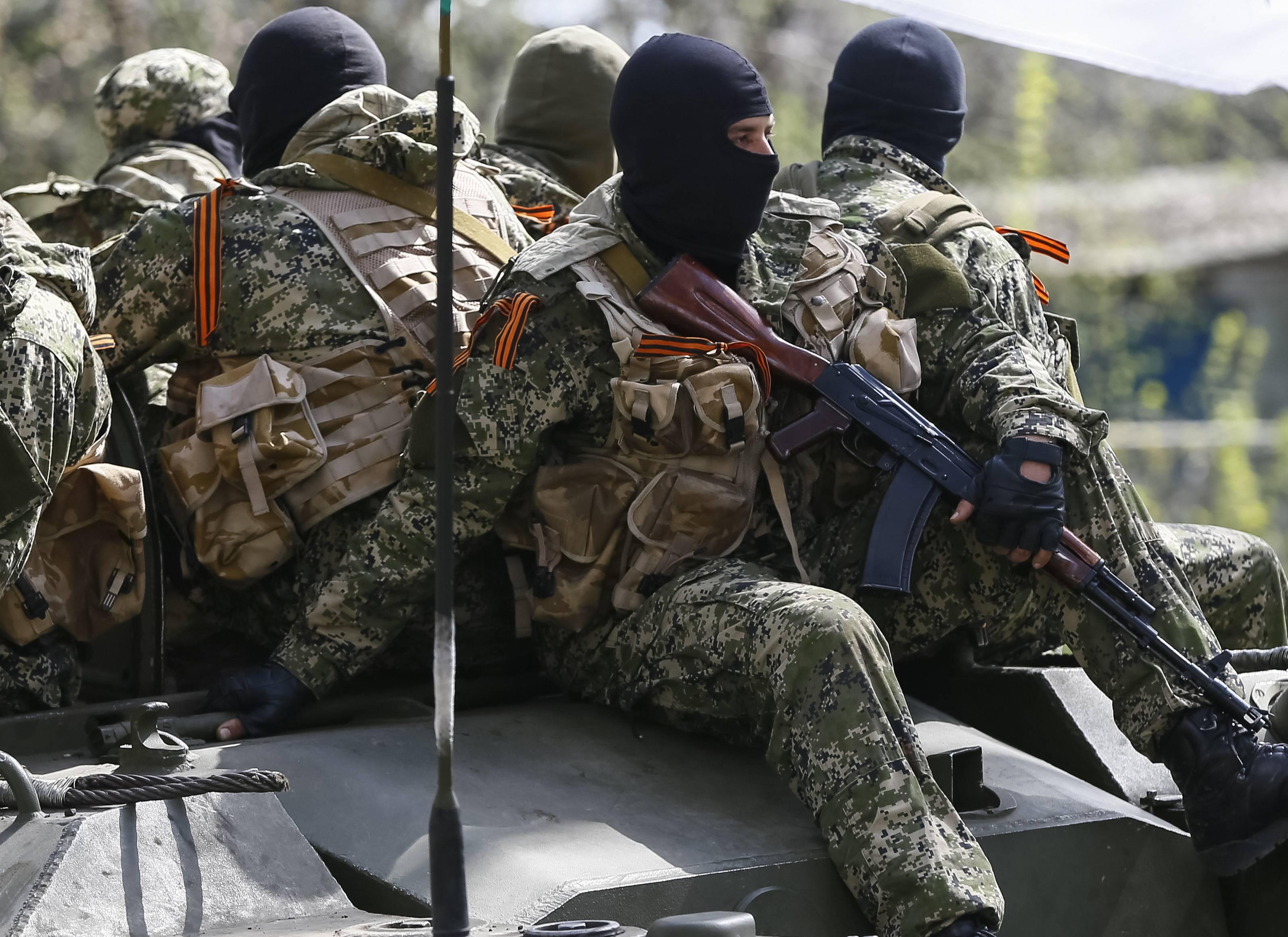 """""""Мы будем искупать свою вину кровью"""", - бывшие сепаратисты (видео)"""