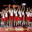 The FIVB Volleyball Men's World Championship Poland 2014