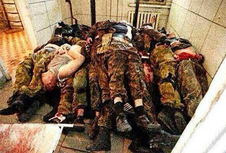 Террористы ночью обстреляли отдел погранслужбы на Луганщине - Цензор.НЕТ 6059