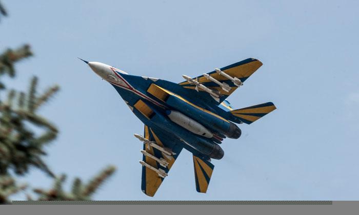 Авиация АТО уничтожила 2 танка террористов в Луганске, - ИС - Цензор.НЕТ 348