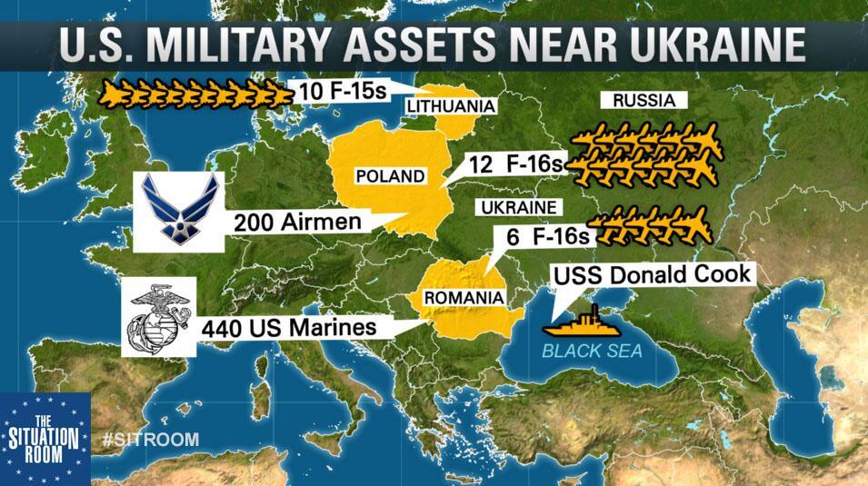 Великобритания настоит на новых санкциях против РФ, если не будет деэскалации конфликта в Украине, - посол - Цензор.НЕТ 231