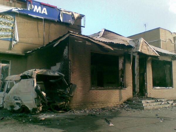Террористы похитили четырех прихожан церкви в Славянске - Цензор.НЕТ 9784