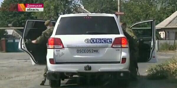 В Украину прибудут еще 40 наблюдателей от ОБСЕ - Цензор.НЕТ 465