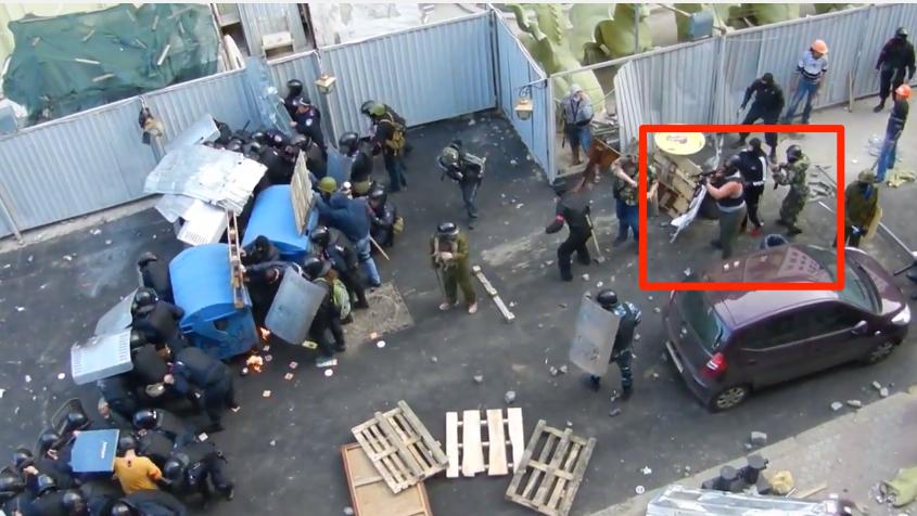В Горловке застрелили спасателя: неизвестные подъехали на машине, выстрелили в него трижды и скрылись - Цензор.НЕТ 2625