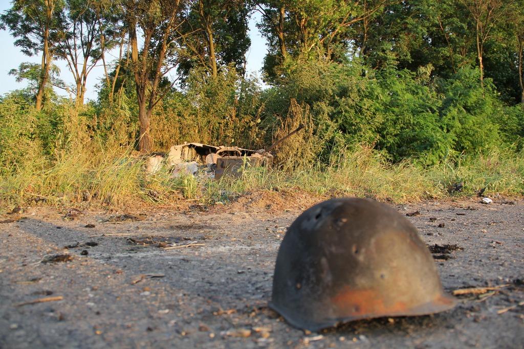Боевики обстреливают жилые кварталы Луганска из артиллерийских систем, - пресс-центр АТО - Цензор.НЕТ 6776