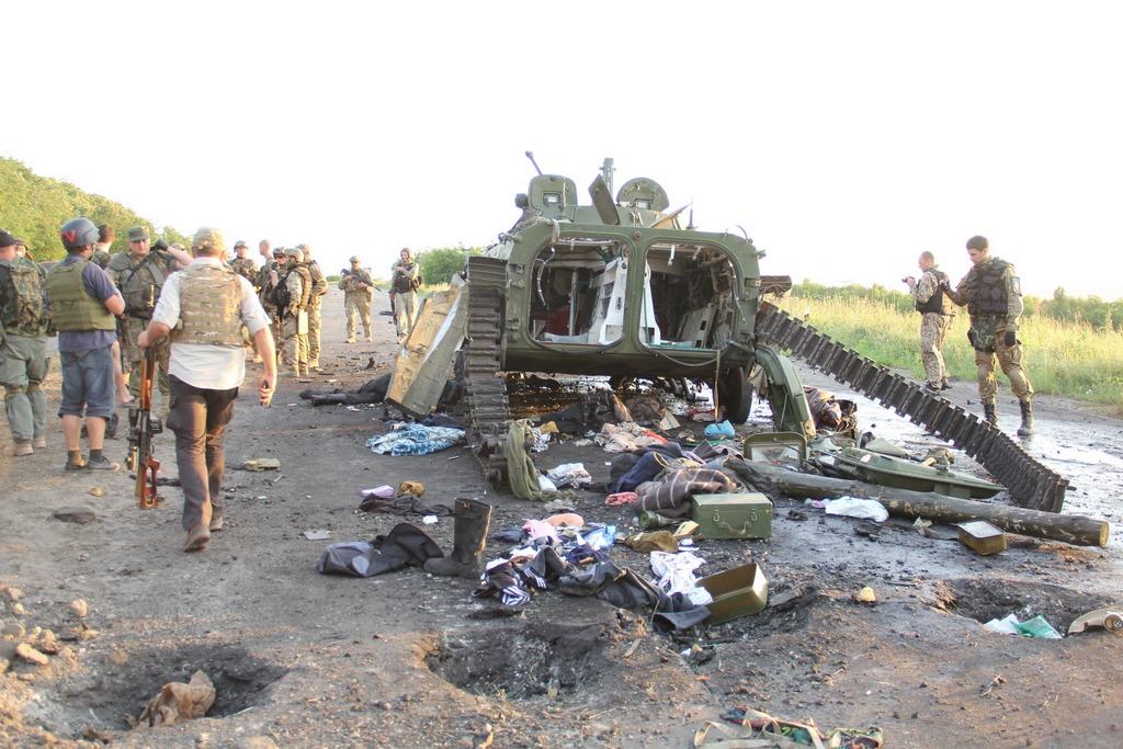 Боевики обстреливают жилые кварталы Луганска из артиллерийских систем, - пресс-центр АТО - Цензор.НЕТ 3354