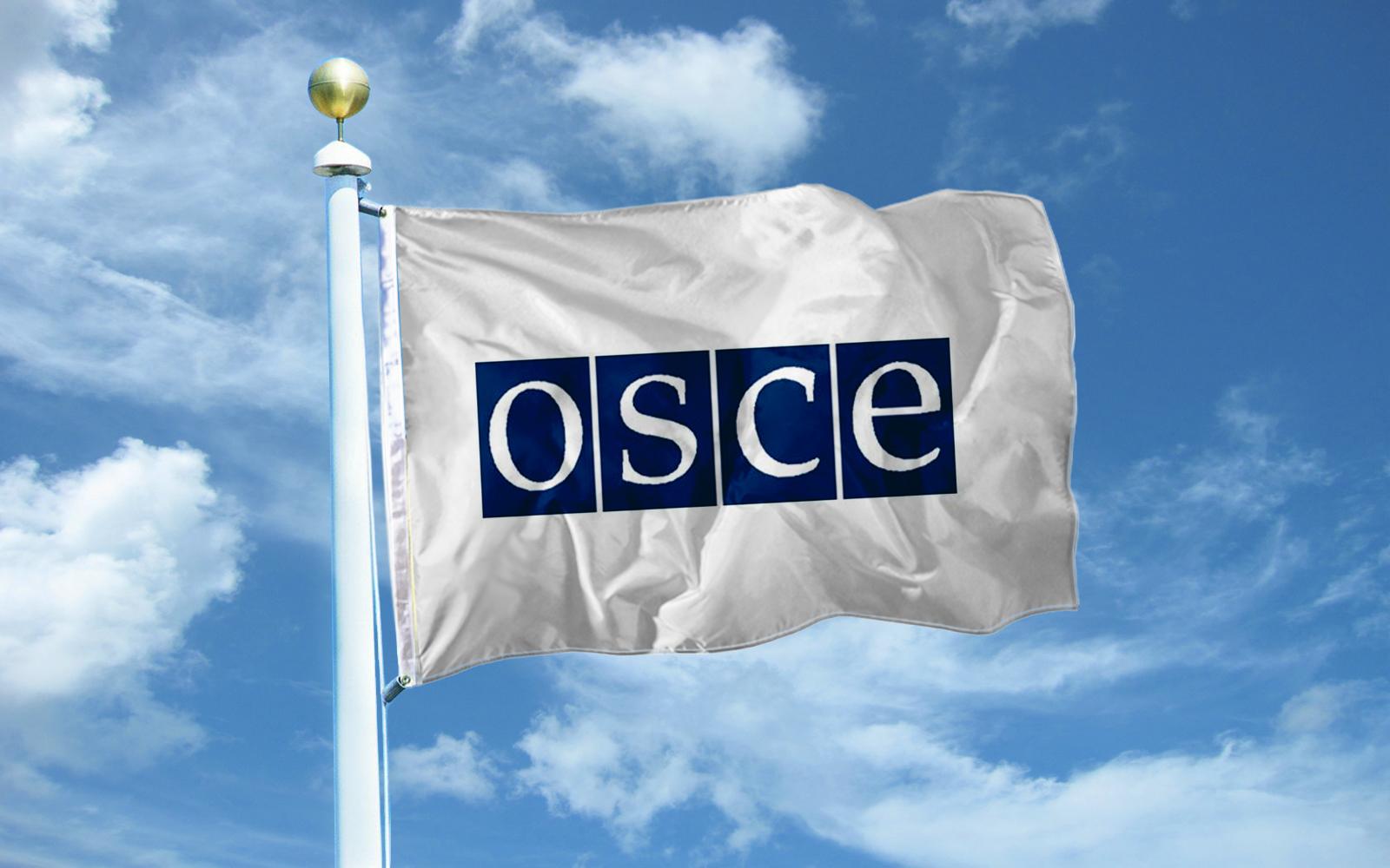 Представители ОБСЕ попали под обстрел украинской армии