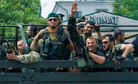 Террористы ночью обстреляли отдел погранслужбы на Луганщине - Цензор.НЕТ 1455