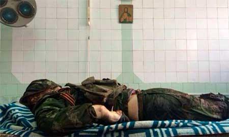 Террористы ночью обстреляли отдел погранслужбы на Луганщине - Цензор.НЕТ 4871