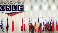 Preparations for OSCE Ministerial Council in Sofia