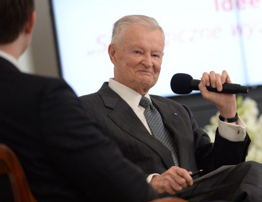 Zbigniew Brzezinski in Poland