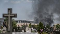 Crisis in Ukraine аэропорт кладбище