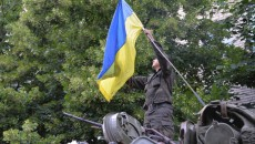 Ukraine's army retakes control of rebel strongholds