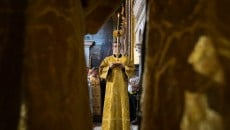 Celebration of 1026th anniversary of the Christianization of the Kievan Rus in Ukraine.