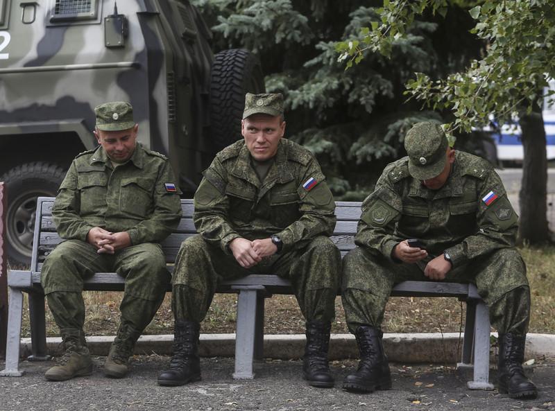 рус солдат