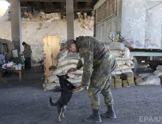 ато солдат Crisis in Ukraine