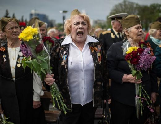 Crisis in Ukraine митинг ДНР