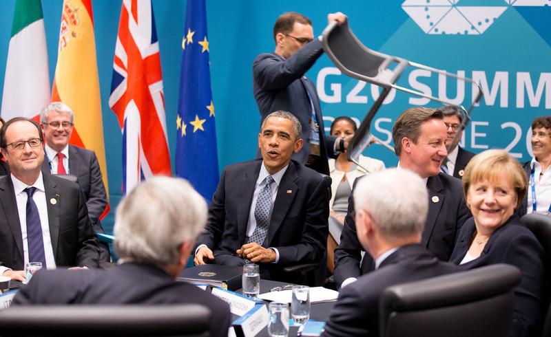 Лидеры G20 договорились о шагах, способствующих экономическому росту - Цензор.НЕТ 1337