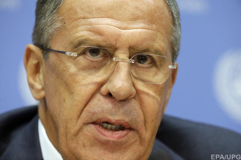 Сегрей Лавров фактически выдвинул Киеву ультиматум